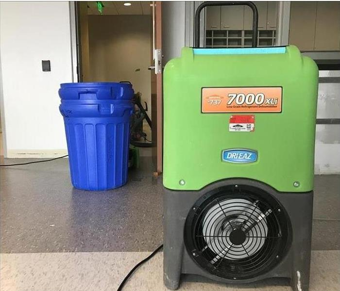 Water Damage What is a Dehumidifier?